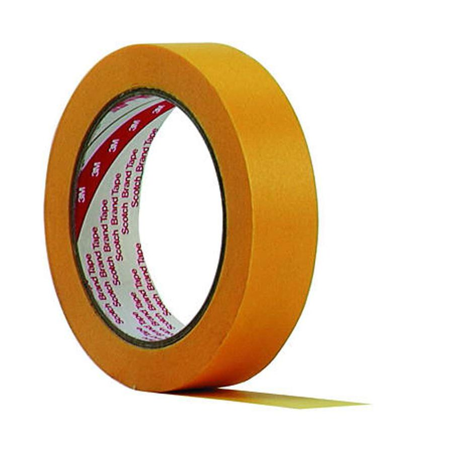 Scotch Masking Tape 244 Gold
