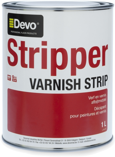 Devo Varnish Strip