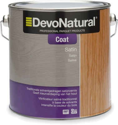 DevoNatural Coat