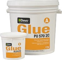 Devo Glue PU 570 2C - parketlijm